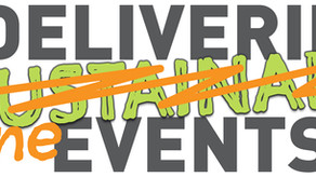 Online events resulted in sustainable events