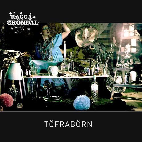 Töfrabörn Vinyl