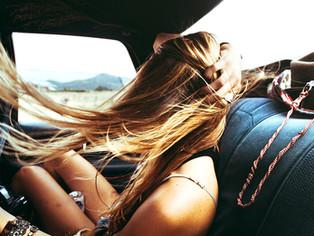 """""""J'ai eu envie de voyage comme on a envie de faire l'amour»"""