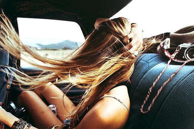 Virée en voiture