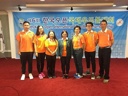 韓國公開賽2017 - 成績