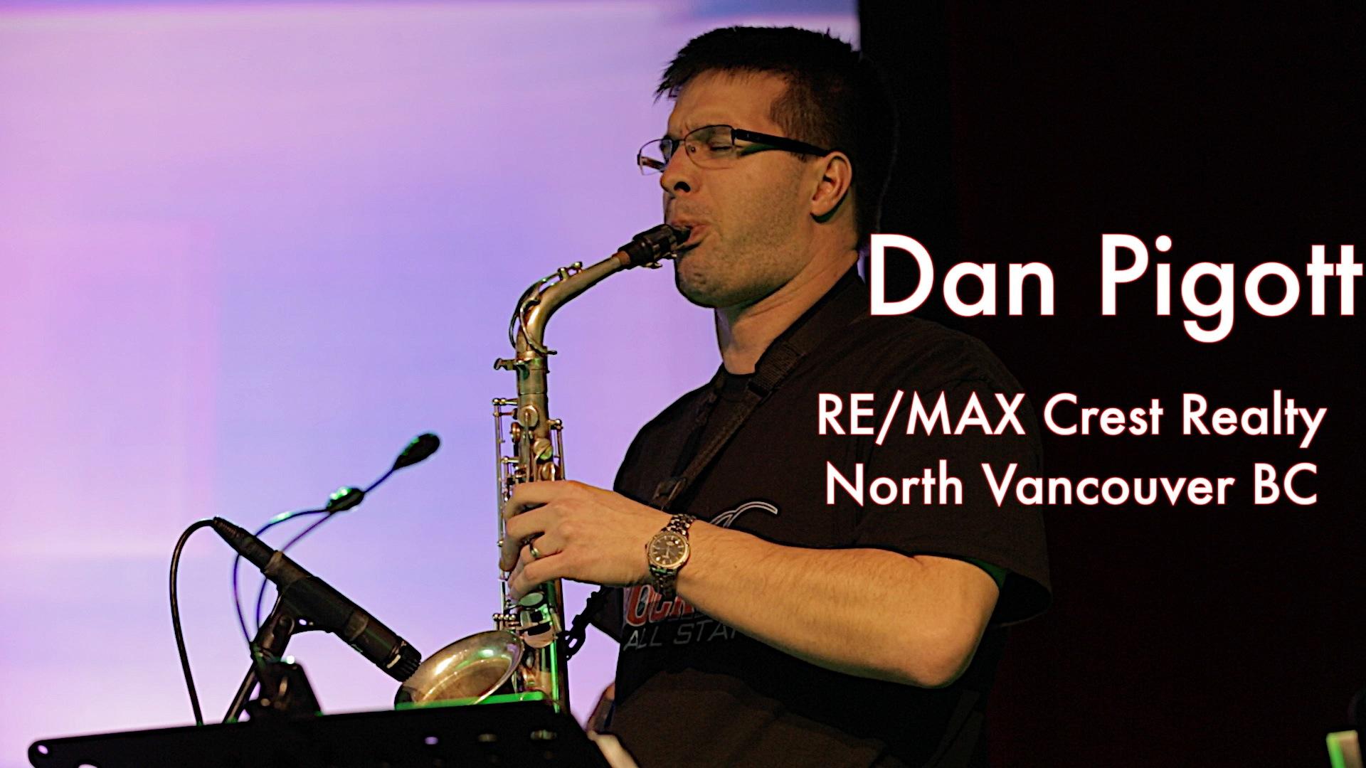 North Van Dan    Alto Sax