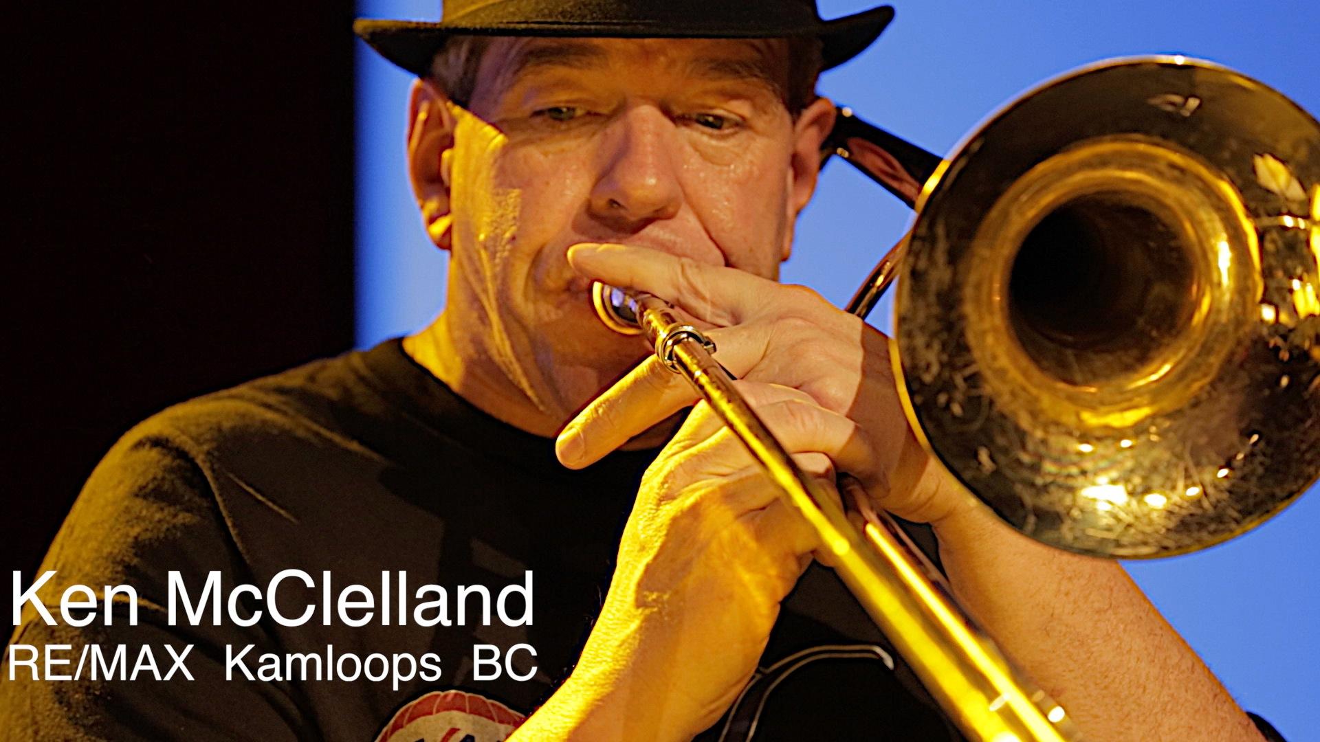 Ken McClelland   Trombone