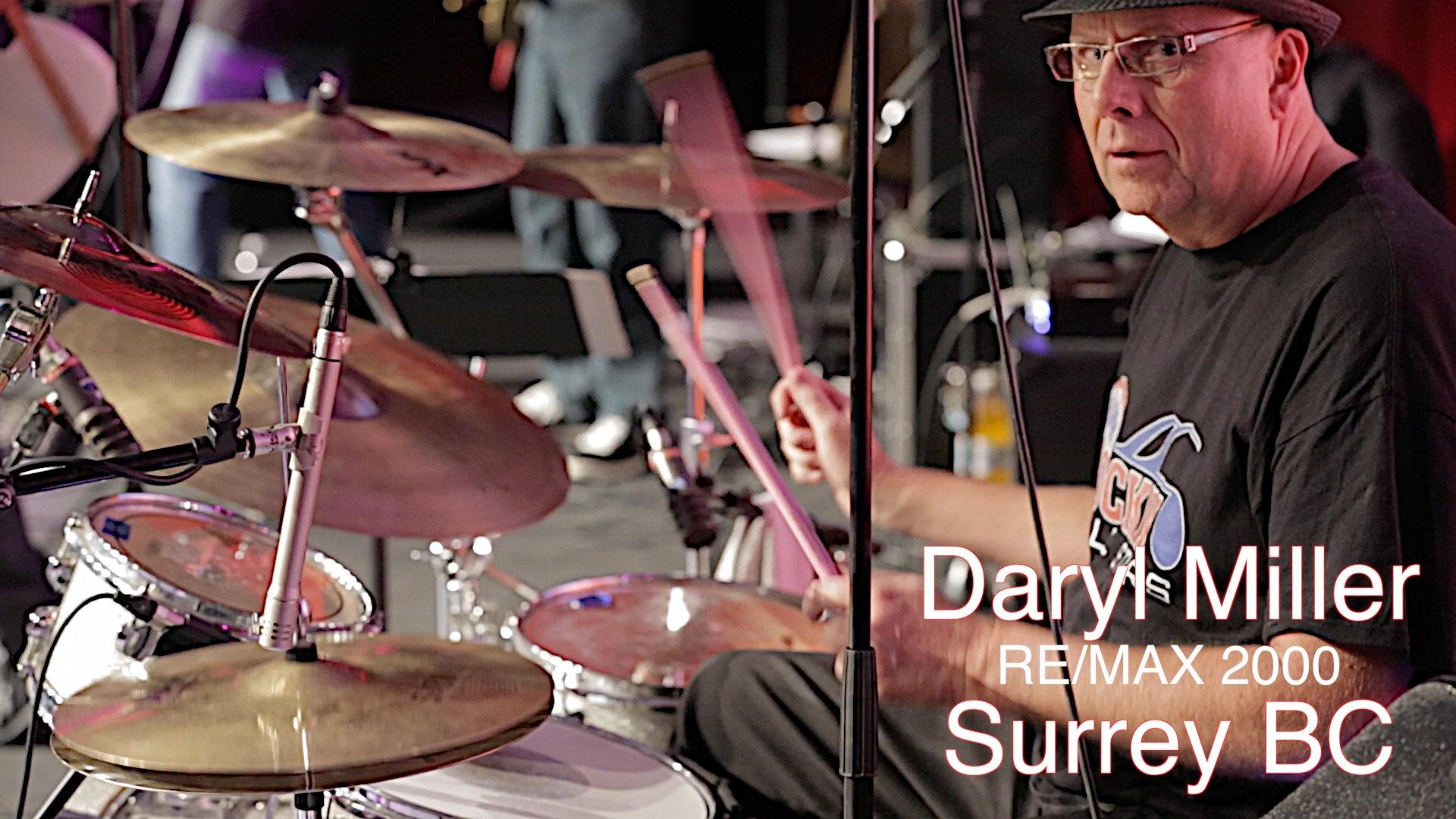 Daryl Miller  Drums