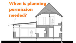 Planning permission is only required for 'development', but what does that include?