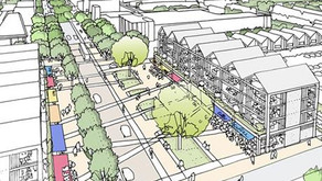 Planning consent finally granted after resolving conflict with neighbourhood plan