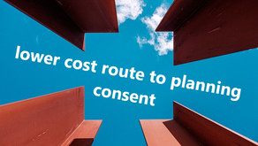 'Permission in Principle' is a lower-cost alternative to getting planning consent