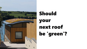 Roof design can be critical to gaining planning consent