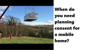 The situations when you'll need planning consent for your caravan or mobile home