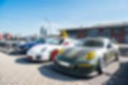 Porsche 911 991 GT3 RS Porsche 911 997 GT3 RS Marius Hanin