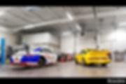 Porsche 911 991 GT3 Cup & Porsche 911 964 Carrera RSR