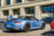 Porsche 911 991 Targa 4 GTS Cars and Coffee ® Normandie Marius Hanin