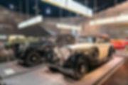 Mercedes 540K Convertible B Marius Hanin