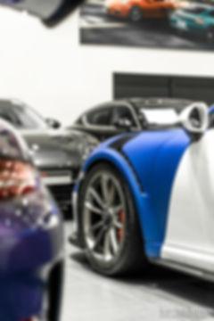 Centre Porsche Rouen - Porsche 911 GT3 RS & Porsche 911 GT3 Marius Hanin