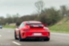 Porsche 911 991.2 GT3 Marius Hanin