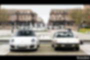 Porsche 911 997 Carrera GTS Cabrio & Porsche 914