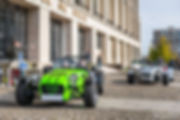 Caterham Seven 485S Cars and Coffee ® Normandie Marius Hanin
