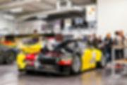 Centre Porsche Rouen - Porsche 911 991 GT3 R Marius Hanin