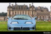 Chantilly Arts & Elegance - Bugatti EB110