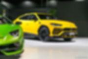 Lamborghini Urus Marius Hanin
