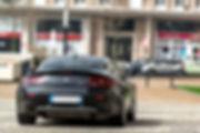 Aston Martin V8 Vantage Cars and Coffee ® Normandie Marius Hanin