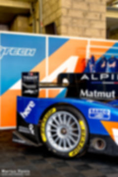 Exclusive Drive Marius Hanin - Alpine A470