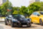 Lotus Elise 111S Cars and Coffee ® Normandie Marius Hanin