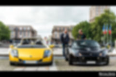 Cars and Coffee ® Normandie - Renault Spider & Lotus Elise 111S