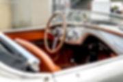 Exclusive Drive Marius Hanin - Austin Healey 100M