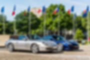 Cars and Coffee ® Normandie - Porsche 911 996 Carrera Cabrio