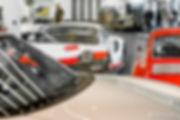 Marius Hanin Musée Porsche - Porsche 911 991 RSR