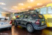 Mercedes ML 320 Jurassic Park Marius Hanin