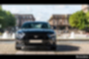 Cars and Coffee ® Normandie - Ford Mustang GT