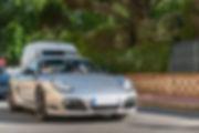 Marius Hanin French Driver Motor1 Porsche Casting Club Normandie Porsche Cayman R