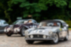 Chantilly Arts & Elegance - Ferrari 250 GT California