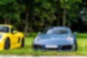 Porsche Club Normandie - Porsche 911 991 Targa 4S