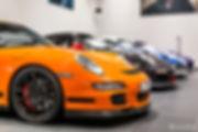 Centre Porsche Rouen - Porsche 911.2 GT3 Marius Hanin
