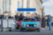 Marius Hanin French Driver Motor1 Tour Auto Peter auto Peugeot 504 Coupe Maeva Cook