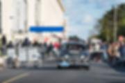 Marius Hanin French Driver Motor1 Tour Auto Peter auto Jaguar MKII