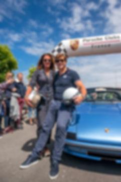 Marius Hanin French Driver Motor1 Porsche Casting Club Normandie Porsche