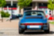 Porsche 911 2.4l T Targa Cars and Coffee ® Normandie Marius Hanin