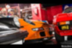 Porsche 911 997 GT3 RS / Ferrari 308 GTB