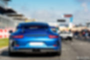 Porsche 911 991 GT3 Marius Hanin