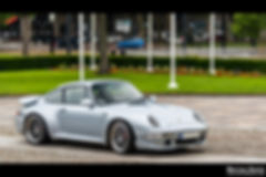 Cars and Coffee ® Normandie - Porsche 911 993 Turbo