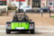 Caterham 485 S Cars and Coffee ® Normandie Marius Hanin