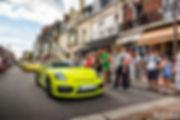Porsche Boxster Spyder - Porsche Casting - Marius Hanin