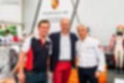 Franck Rava - Marc Meurer - Raymond Narac - Porsche Casting - Marius Hanin