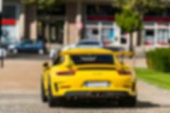 Porsche 911 991.2 GT3 RS Cars and Coffee ® Normandie Marius Hanin