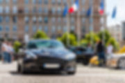 Cars and Coffee ® Normandie - Aston Martin DB9