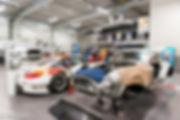 AC Cobra & Porsche 911 997 GT3 R